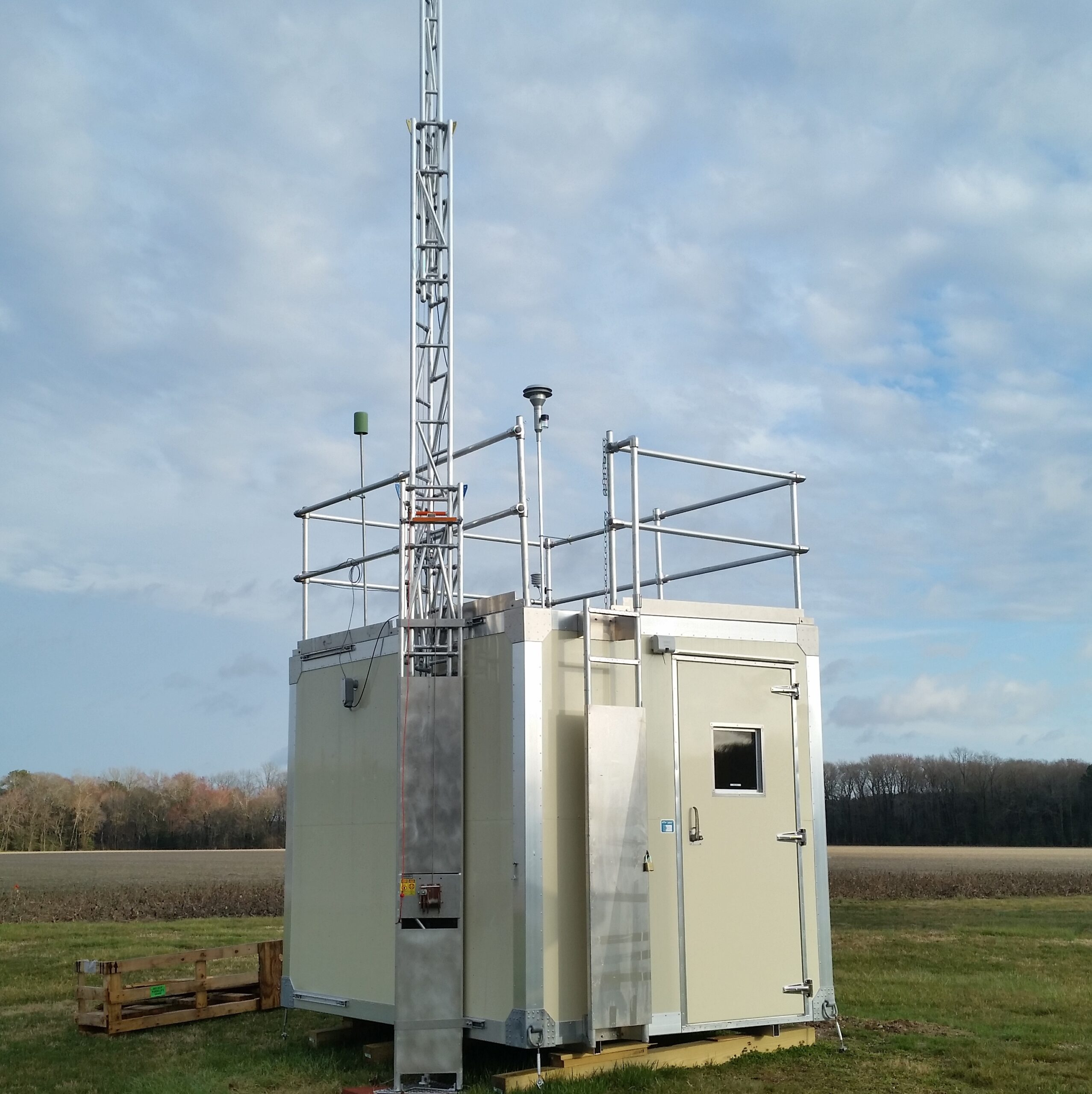 Lower Eastern Shore Air Monitoring Station